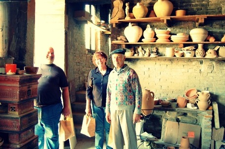 Maybe the last remaining wood fired pottery in Italy | Le Marche another Italy | Scoop.it