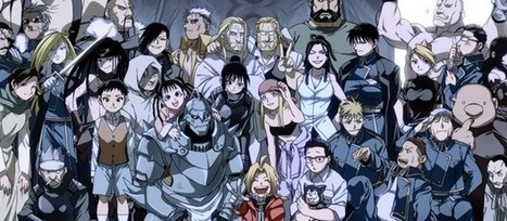 Full Metal Alchemist Anime Review Site Going Through an Upgrade. | Everything Manga | Scoop.it