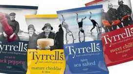 Tyrrells crisps takeover creates 'hundreds of new jobs' - BBC News | Economics competition issues | Scoop.it