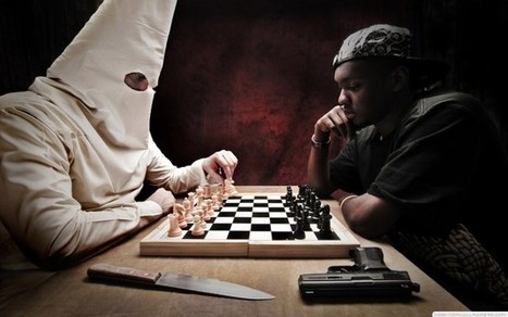 Ku Klux Klan and the New America | The Negatives that were thoughts of good - Turn by the hand of positives. | Scoop.it