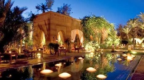 tourisme Maroc: Riad luxe Marrakech | mindevs | Scoop.it
