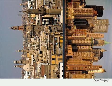 Compactness and Environmental Responsibility: Manhattan vs. Cairo | Égypt-actus | Scoop.it