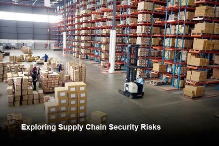 Security Risks in the Supply Chain | Planning, Budgeting & Forecasting | Scoop.it