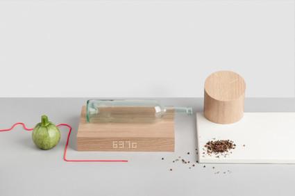 Thingk lance des objets connectés en bois pour la cuisine | Connected-Objects.fr | Technique | Scoop.it