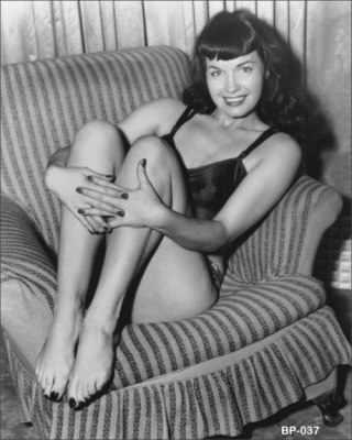 Bettie Page Nudes Gallery 9 | Rockabilly | Scoop.it
