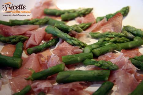 Frittata agli asparagi e speck | Ricette della Nonna | ricette della tradizione | Scoop.it