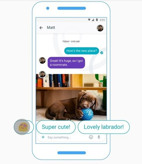 Allo - Meet the New Instant Messaging App from Google | Latest News and Event | Scoop.it