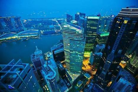 Singapore Is Taking the 'Smart City' to a Whole New Level | Social Media Journal | Scoop.it