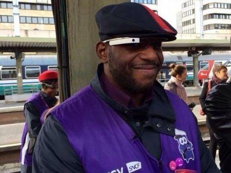 Des Google Glass pour les contrôleurs SNCF - Graphiline | L'actu de l'etourisme ! | Scoop.it