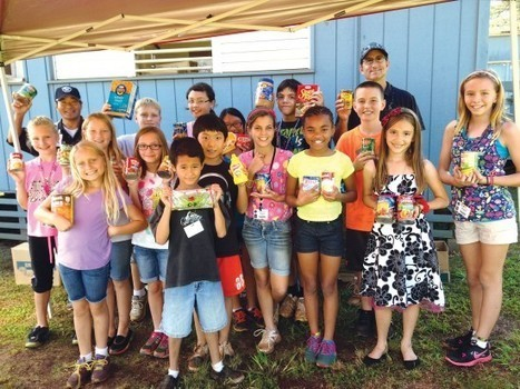 Hale Kula gives back through community service : Hawaii Army Weekly | Daniel K. Inouye (Hale Kula) Elementary School - Where Eagles Soar | Scoop.it