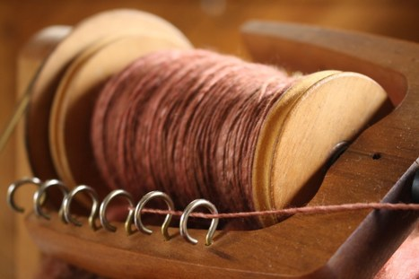 WIP Wednesday – Cinnamon Girl | Spinning, Weaving and Knitting | Scoop.it