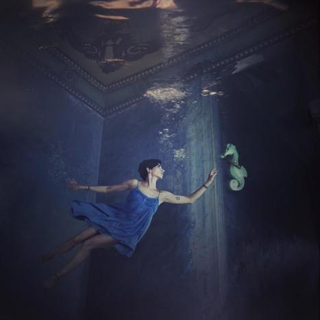Les photographies surréalistes de Lara Zankoul - Chill Box | Photographie | Scoop.it