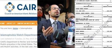 Terror-linked CAIR has collected $$millions from foreign donors thanks to non-profit shell game | News You Can Use - NO PINKSLIME | Scoop.it