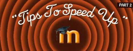 Boosting Moodle Performance – Tips to Speed up Your Moodle Install (Part 2) | Ed Tech Info | Scoop.it