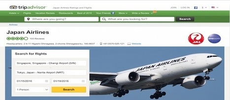 TripAdvisor adds airline reviews to its armoury - Tnooz | Tourism Social Media | Scoop.it