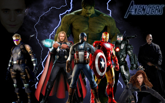 Bringing the Party To You: The Avengers (2012) | Movies From Mavens | Scoop.it