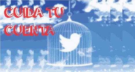 5 claves de seguridad en Twitter | adn-dna.net: cajón de sastre | Scoop.it