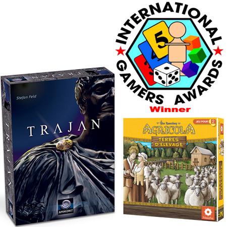 Tric Trac - actualite : IGA, les meilleurs jeux international sont... | L'univers des jeux | Scoop.it