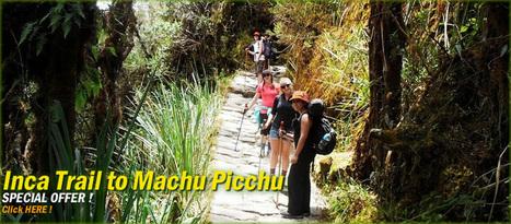 machu picchu tours, salkantay trek, inca trail, lares trek | incatrail | Scoop.it