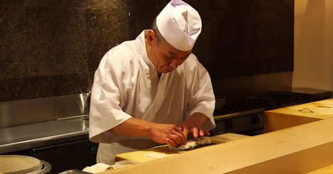 Watch a Tokyo Chef Explain the Rules of Eating Sushi | On the Plate | Scoop.it