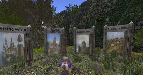 Kitely History month, Week 2, Medieval age   Second Life and other Virtual Worlds   Scoop.it