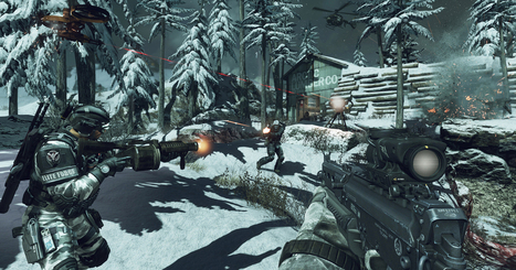 Why Gamers Can't Stop Playing First-Person Shooters | 3D Virtual-Real Worlds: Ed Tech | Scoop.it