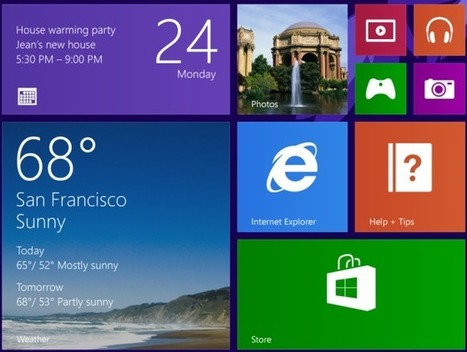 Windows 8.1 unveiled: will it change your mind about Windows 8?   ZDNet   Educational Technology - Yeshiva Edition   Scoop.it