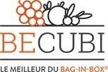 Becubi, la référence du cubi de vin de qualité, bag in box et fontaine à vin en ligne - BeCubi.   Vos Clés de la Cave   Scoop.it