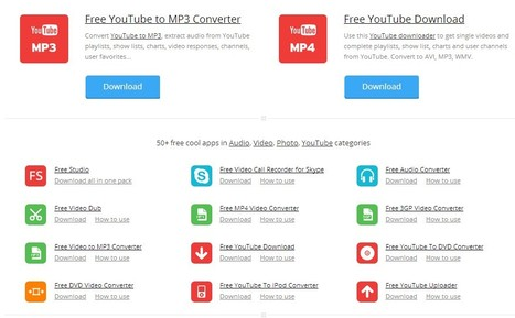 DVDVideoSoft: Free Studio, YouTube to MP3, YouTube Downloader, YouTube Converter | News IT dal mondo | Scoop.it