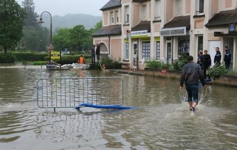 La crue de l'Yvette serait cinquantennale   Communauté Paris-Saclay   Scoop.it