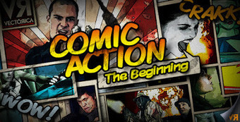 easy-tech: After Effects e il magico mondo del fumetto con Comic Action - The Beginning | After Effects - recensioni template | Scoop.it