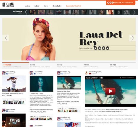 Interscope Records   Social Media Newsrooms   Scoop.it