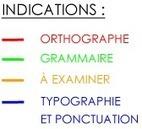 Orthographe et grammaire : Corrigez rapidement votre texte avec Scribens.fr, correcteur d'orthographe et de grammaire avancé. | Liens pour la STI2D | Scoop.it