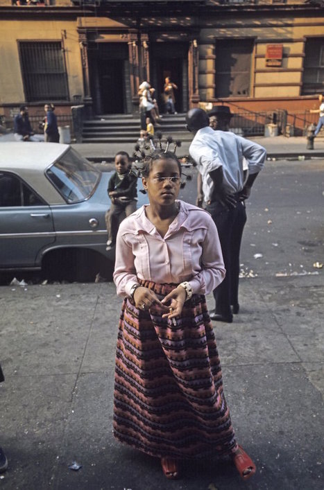Striking Street Photos Capture the Vibrant Culture of Harlem in the 1970s | IELTS, ESP and CALL | Scoop.it