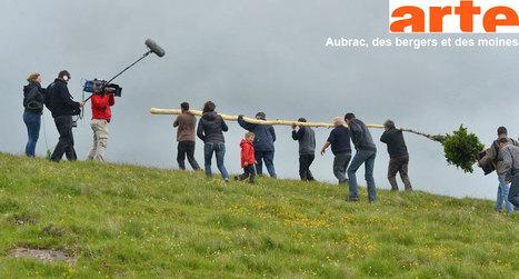 TV  Arte : 360°- GÉO : Aubrac, des bergers et des moines | L'info tourisme en Aveyron | Scoop.it