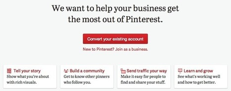 What do Pinterest business pages mean for brands? | Global Insights | Scoop.it
