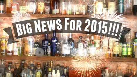 A Bar Above Grows Up: Big Changes in 2015! - A Bar Above Mixology | Cocktail Recipes | Scoop.it