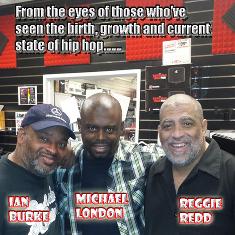 GetAtMe From Their Mouth...... Ian Burke, Michael London and Reggie Redd | GetAtMe | Scoop.it