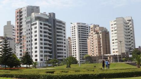 DOUGLAS LEZAMETA: Más de 100 edificaciones en Perú están gestionando la certificación ambiental LEED | Sustainable Business in the World | Scoop.it