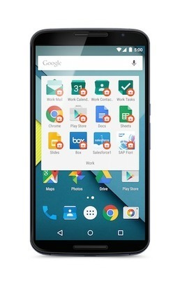 Google Launches Android For Work To Conquer The Enterprise Market | MobileWeb | Scoop.it