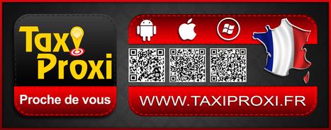 APPLICATION TAXI PROXI FRANCE   Taxi Proxi - Le taxi le plus proche de vous !   Scoop.it