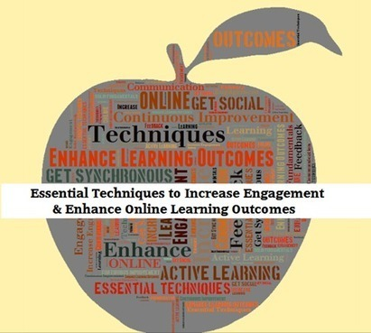 7 Essential Techniques to Increase Engagement and Enhance Online Learning Outcomes | EmergingEdTech | 21st Century English Language Learners, Teachers and Administrators | Scoop.it