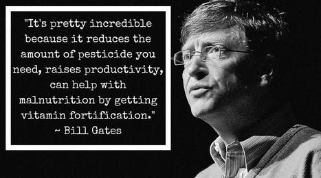 Bill Gates: GMOs Will End Starvation in Africa | Virology News | Scoop.it