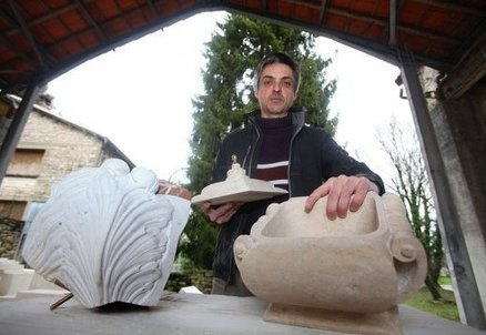 Olivier Laffort la pierre dans l'âme | Made in IJBA | Scoop.it
