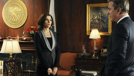 "No Schmuck Bait: ""The Good Wife"" Creators On Adult Storytelling On Network TV 
