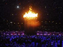 Design of London Olympic cauldron a well-kept secret - USA TODAY | timms brand design | Scoop.it