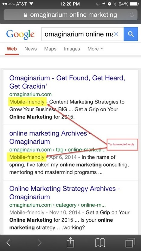 Make Your WordPress Website Mobile   Small Business Marketing & SEO   Scoop.it
