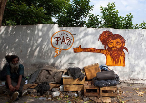 Street Art Shamans | This Gives Me Hope | Scoop.it