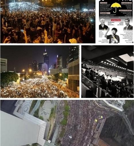 Radio : #OccupyCentral, moquer la censure chinoise | Libertés Numériques | Scoop.it