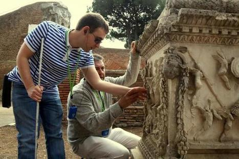 What it's like to travel abroad when you're blind | Accessible Tourism | Scoop.it